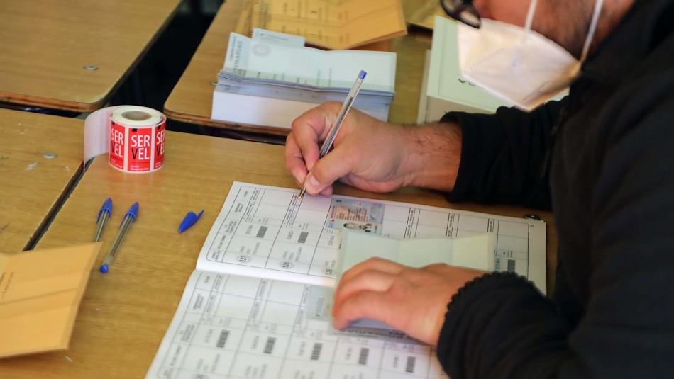 Elecciones de mayo: Conoce con tu RUT si eres vocal de mesa