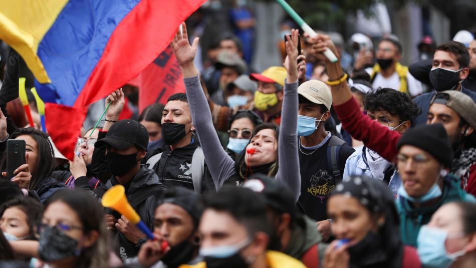 Protestas, brutalidad policial y reforma tributaria: Las claves del estallido social en Colombia