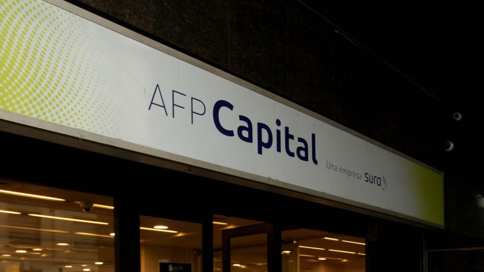 afp capital tercer retiro fecha pago