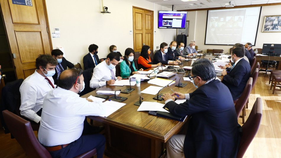 Bono de $200 mil: Comisión de Hacienda despacha proyecto a la Sala de la Cámara de Diputados