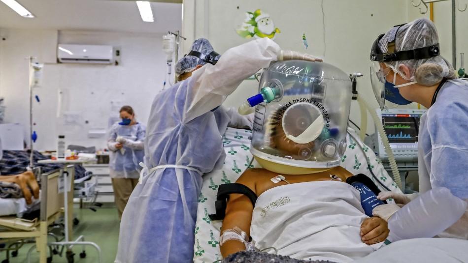 OPS en alerta: Hospitales en las Américas están