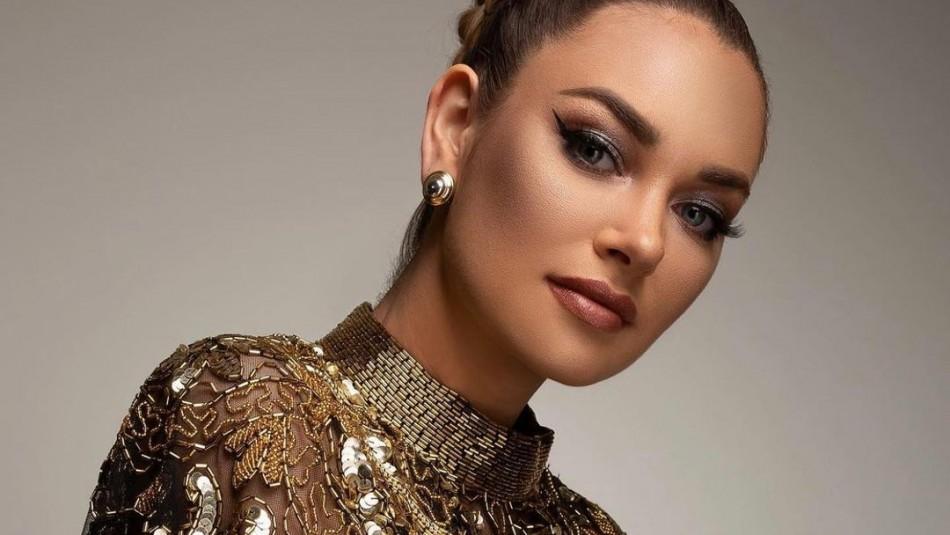 Inspirado en la Pincoya: Daniela Nicolás presenta su traje típico para competir en Miss Universo