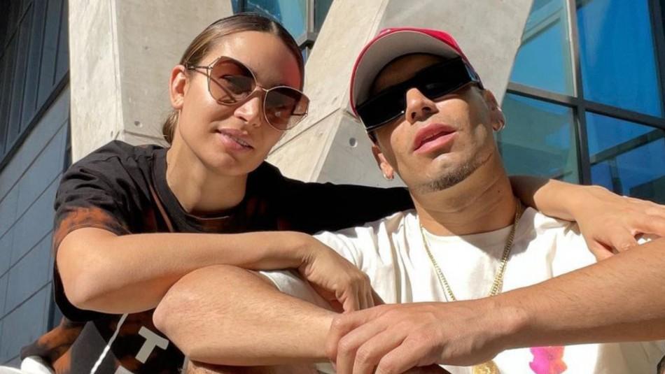Lisandra Silva y Raul Peralta