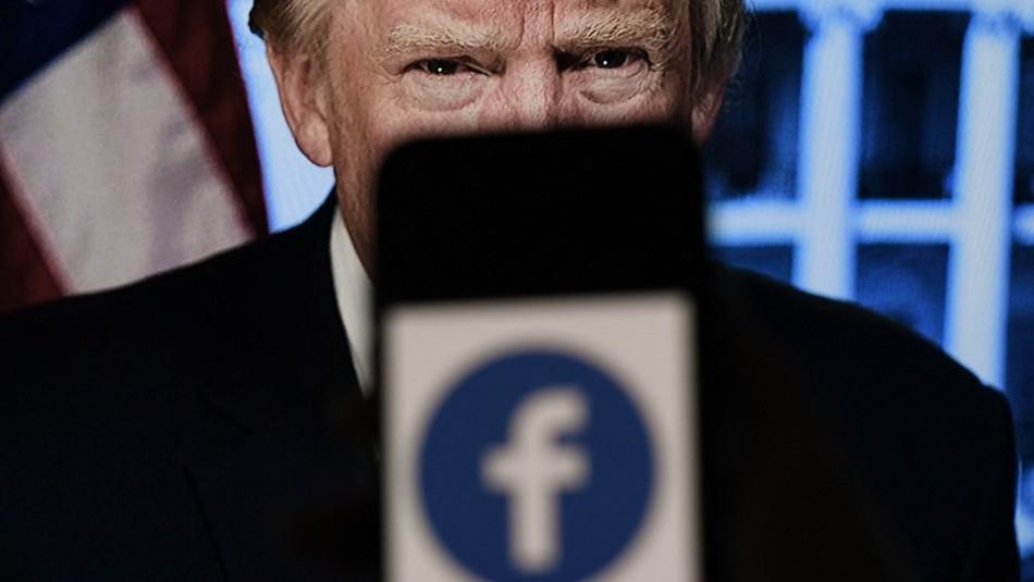 Facebook mantiene el veto a Donald Trump de la red social