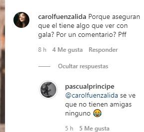 Comentario de Pascual