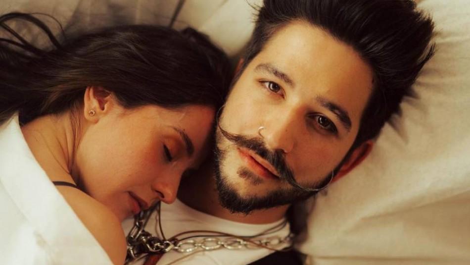 Camilo y Evaluna muestran una fotografía de su intimidad desafiando a sus críticos