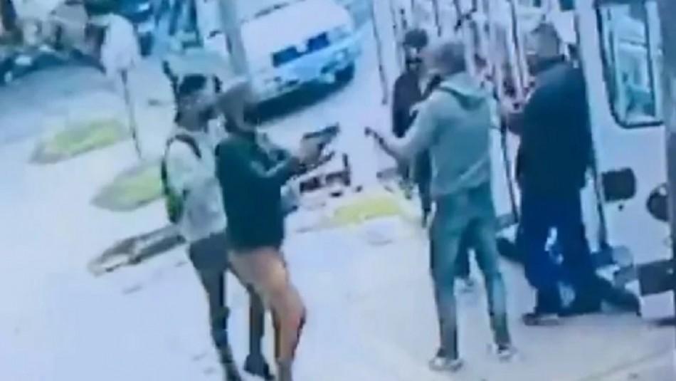 Ladrón asalta al hombre que mató a su padre en accidente de tránsito tres meses antes