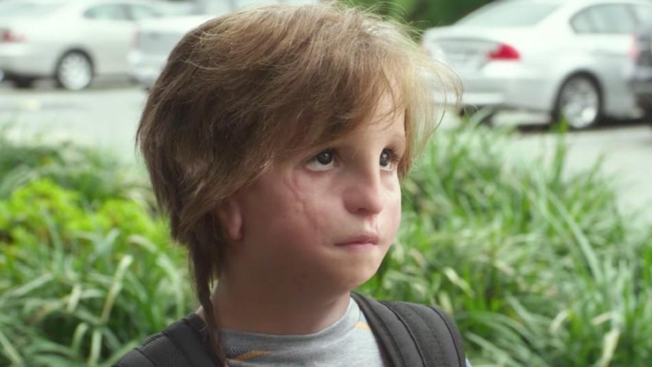 Así luce en la vida real el niño que emocionó a todos en