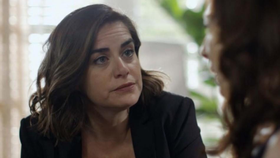 Ingrid Cruz en Demente