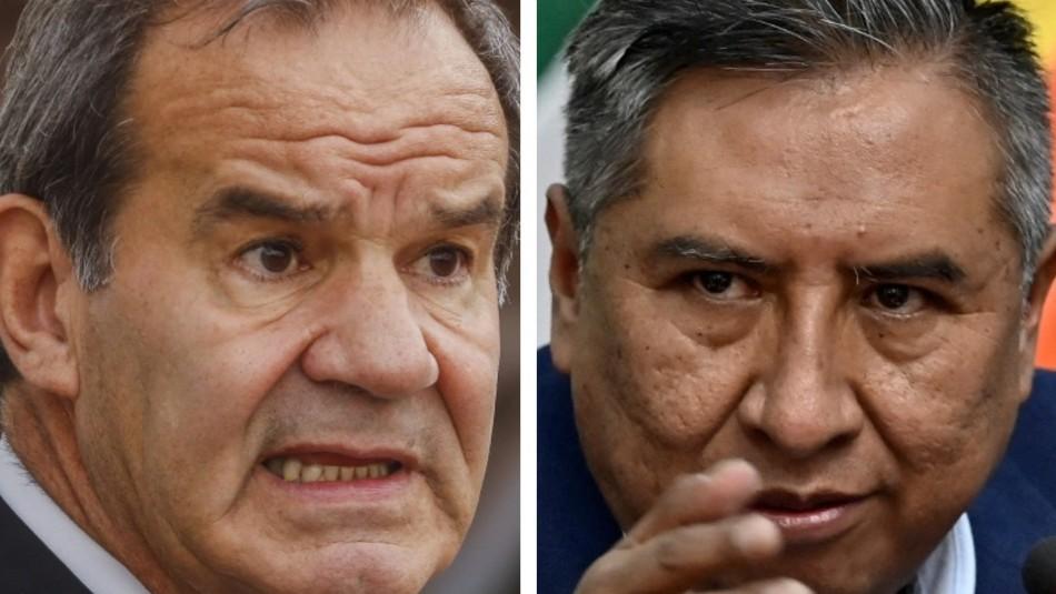 Chile y Bolivia retoman reuniones bilaterales: Canciller boliviano no oculta pretensión marítima