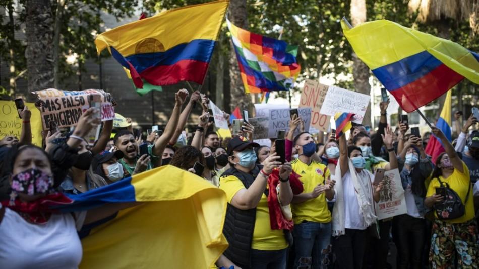 Colombia rechaza comentarios