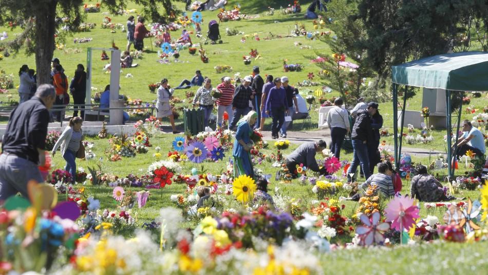 Día de la Madre: cementerios permanecerán cerrados todo el fin de semana