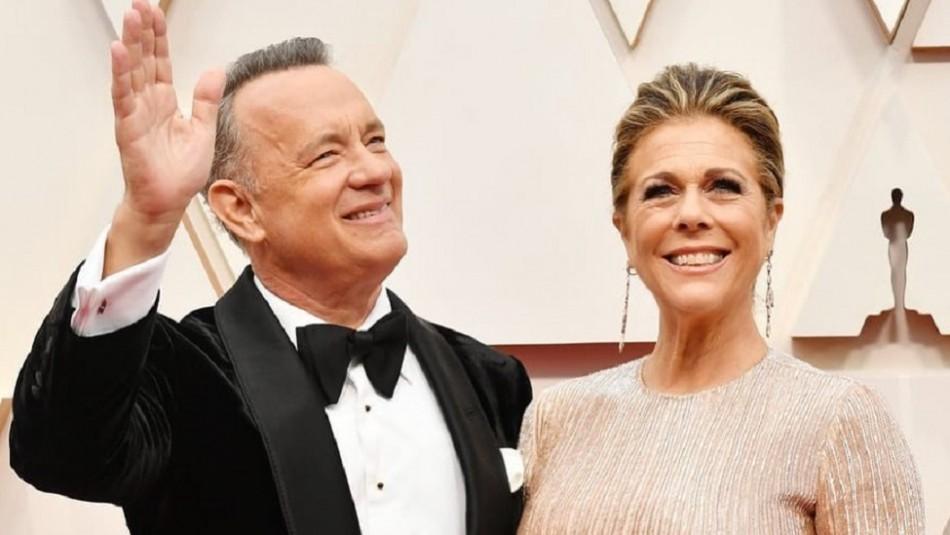 Tom Hanks celebra 33 años de casado con Rita Wilson: Mira la foto de su boda