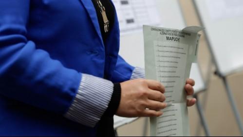 Elecciones: Llaman a votantes de pueblos originarios a tener máxima participación