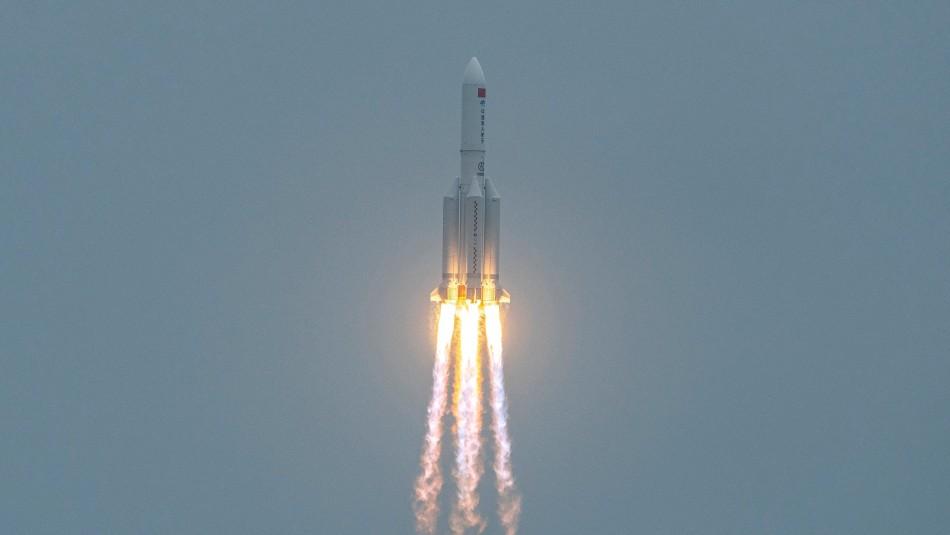 Cohete chino: Agencia espacial rusa revela hora y lugar de la Tierra en que caería