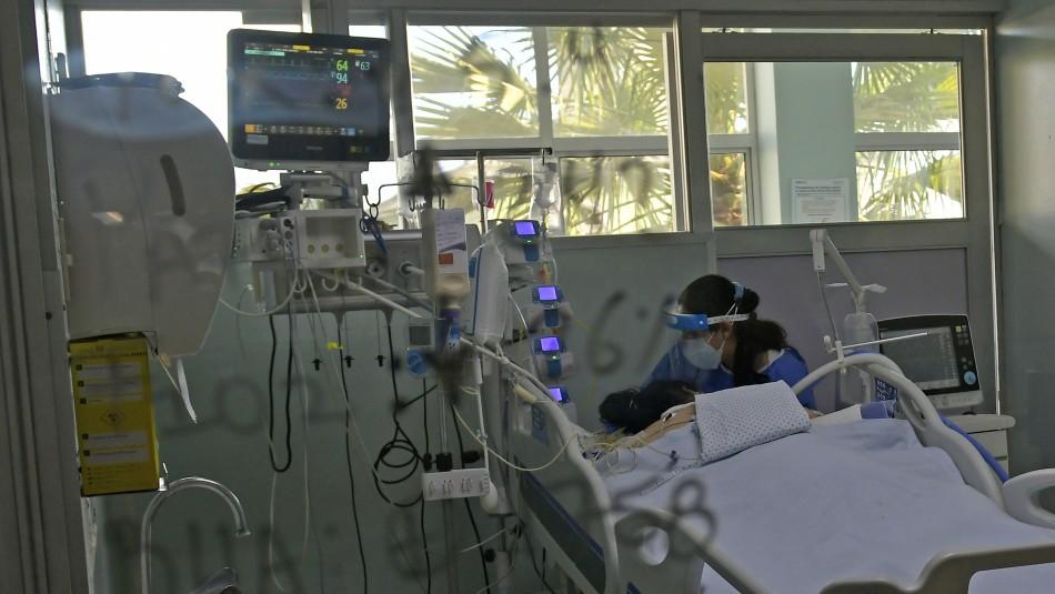Balance Minsal por coronavirus: 117 fallecidos y 5.521 contagiados en las últimas 24 horas
