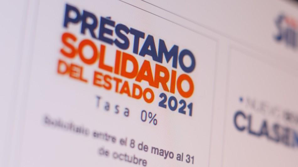 Servicio de Impuestos Internos ha recibido más de 384 mil solicitudes del Préstamo Solidario