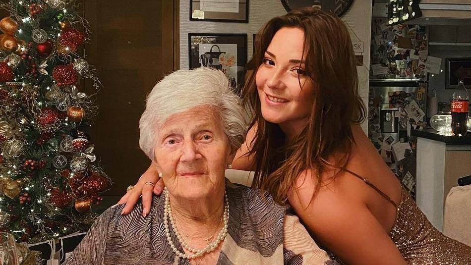 La despedida de Kel Calderón a su abuela: