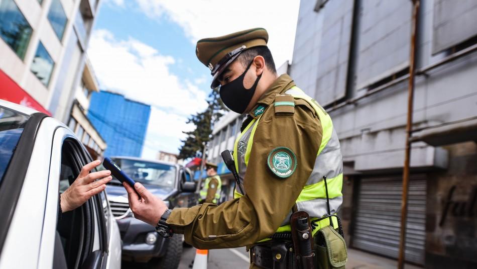 Corte de Valparaíso resuelve que falsificar permisos de desplazamiento no constituye un delito