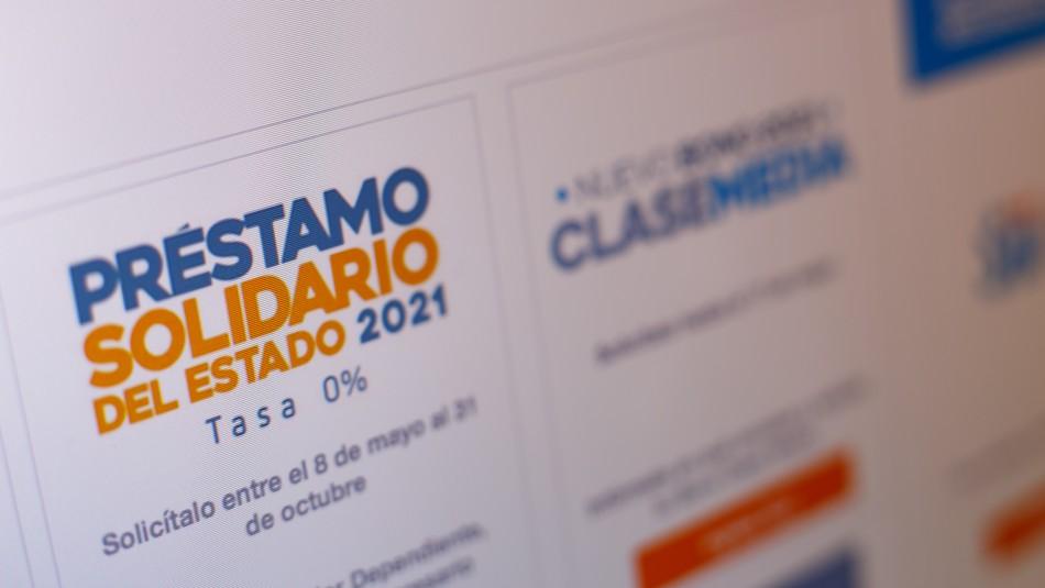 Préstamo Solidario: Más de 486 mil solicitudes aprobadas en primeras horas del proceso