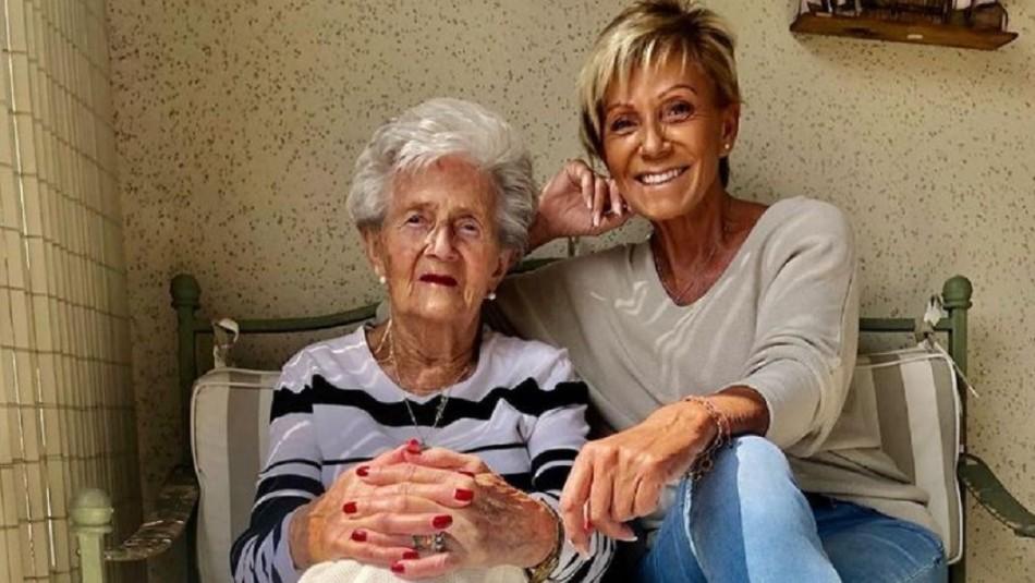 Pareja de Raquel Argandoña tras muerte de su suegra: