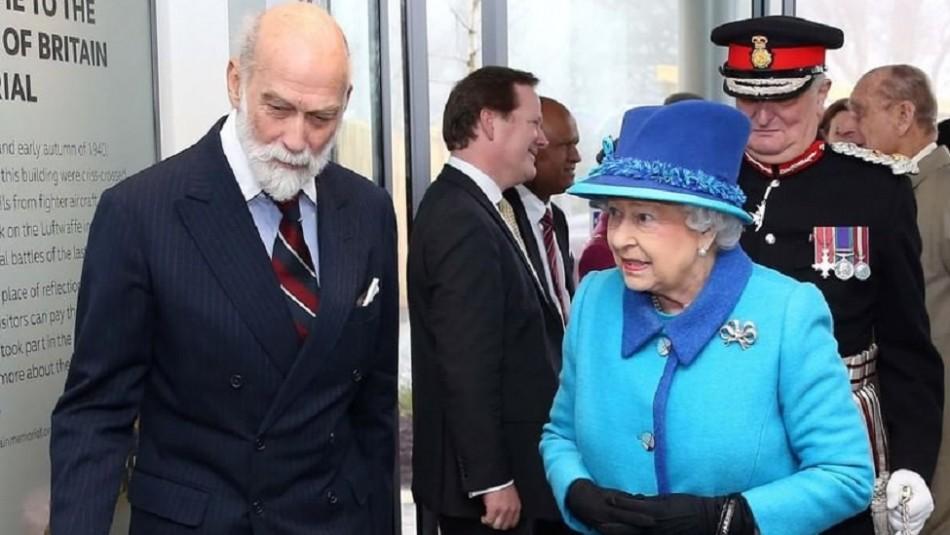 Primo de la reina Isabel II señalado por tráfico de influencias que incluyen a Vladimir Putin