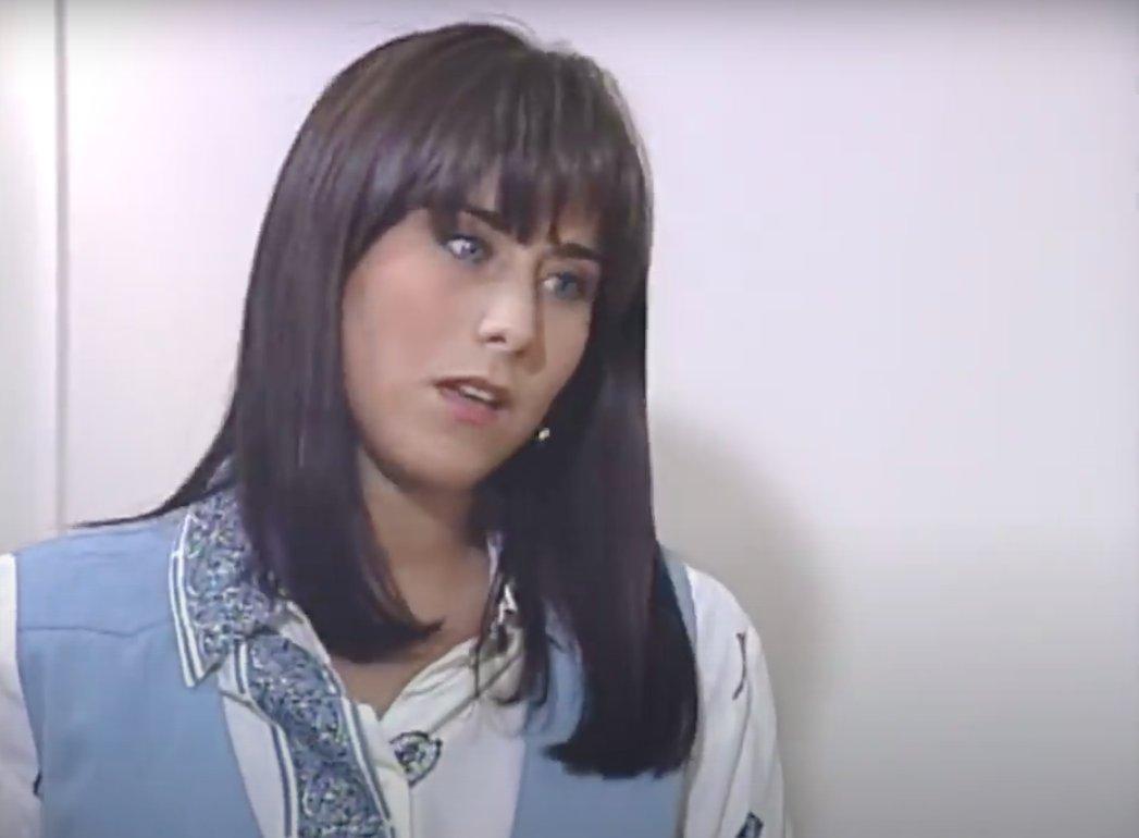 Elvira López en