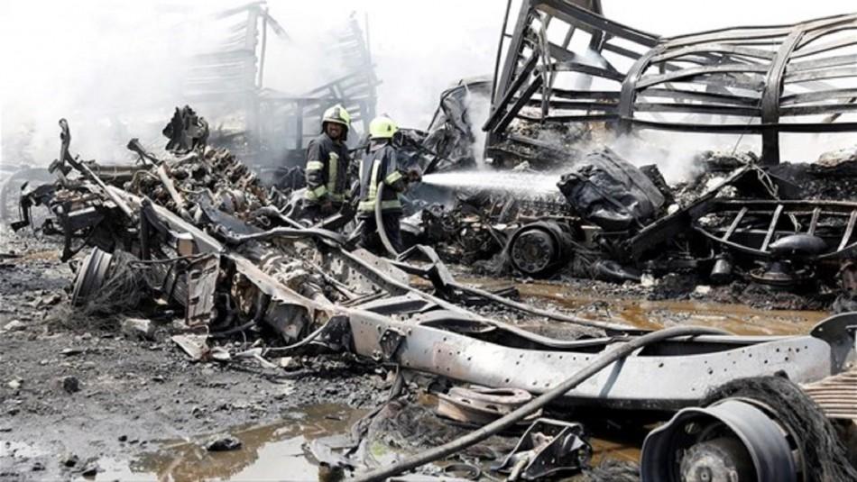 Al menos 11 muertos y 28 heridos por explosión de bomba en Afganistán
