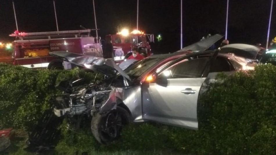 Fatal accidente en Argentina.
