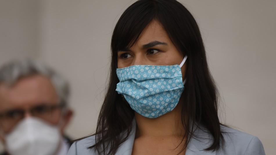 Colegio Médico abre sumario contra Izkia Siches por dichos contra el Gobierno