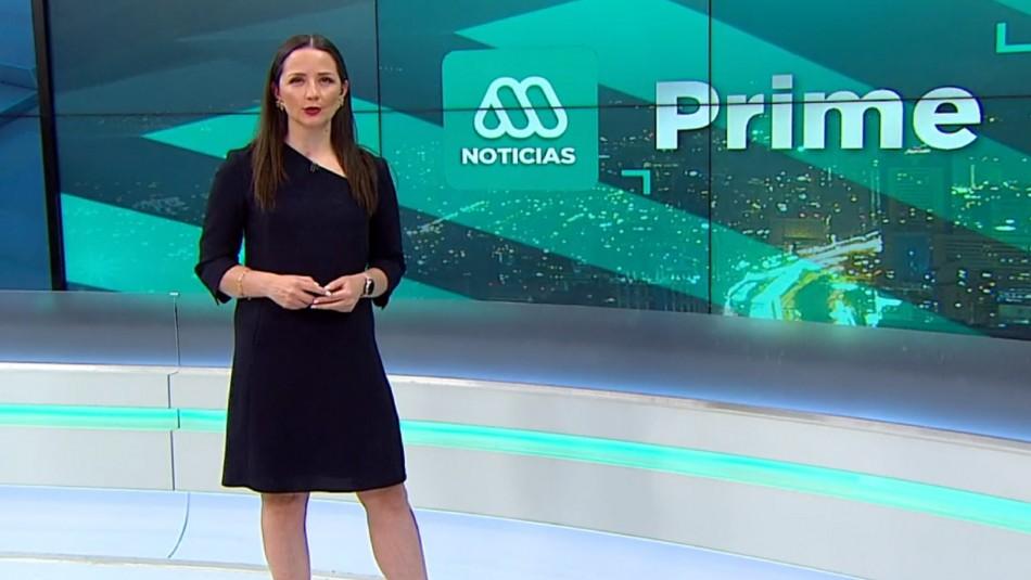 Meganoticias Prime - Domingo 09 de mayo 2021