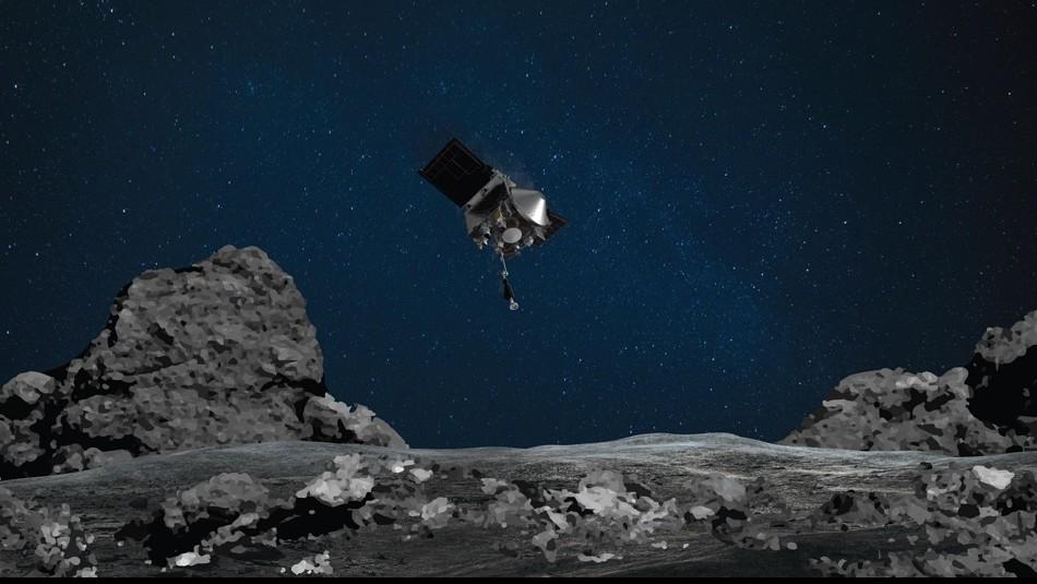 Material extraterrestre: NASA recibirá muestras de meteorito que podría chocar con la Tierra