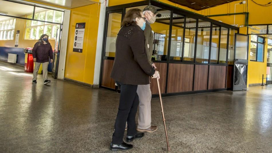 Personas mayores tendrán medidas para facilitar participación en elecciones