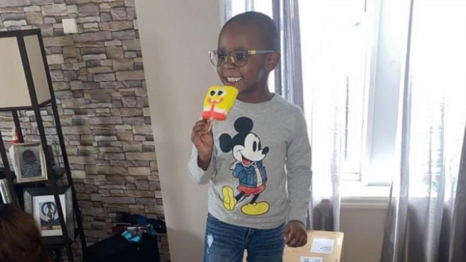 Niño de 4 años gasta 2.500 dólares para comprar 918 helados de Bob Esponja