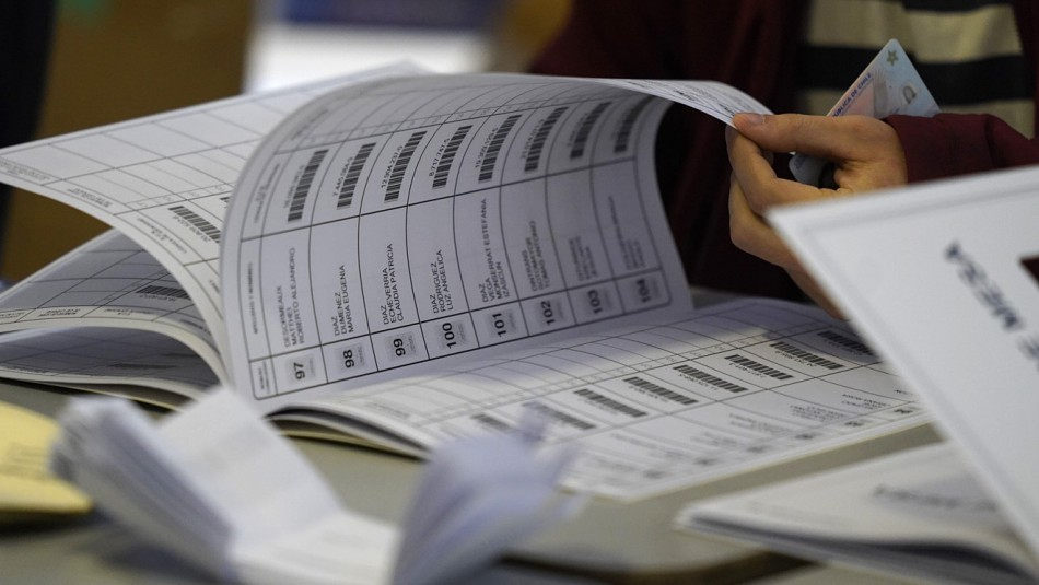 Megaelección 2021: Conoce si eres vocal de mesa para el 15 y 16 de mayo