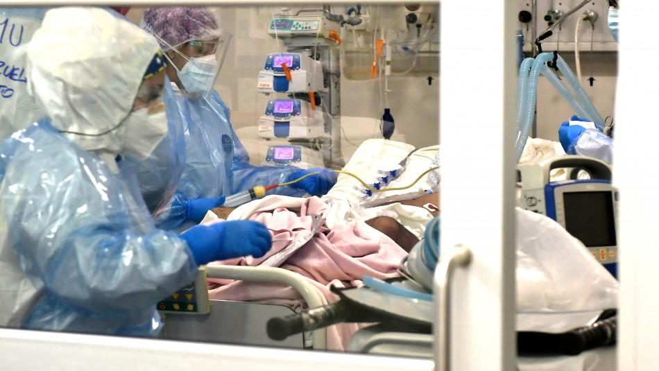 Coronavirus: reportan más de 3.700 contagios y 4 regiones con mayor aumento de casos nuevos