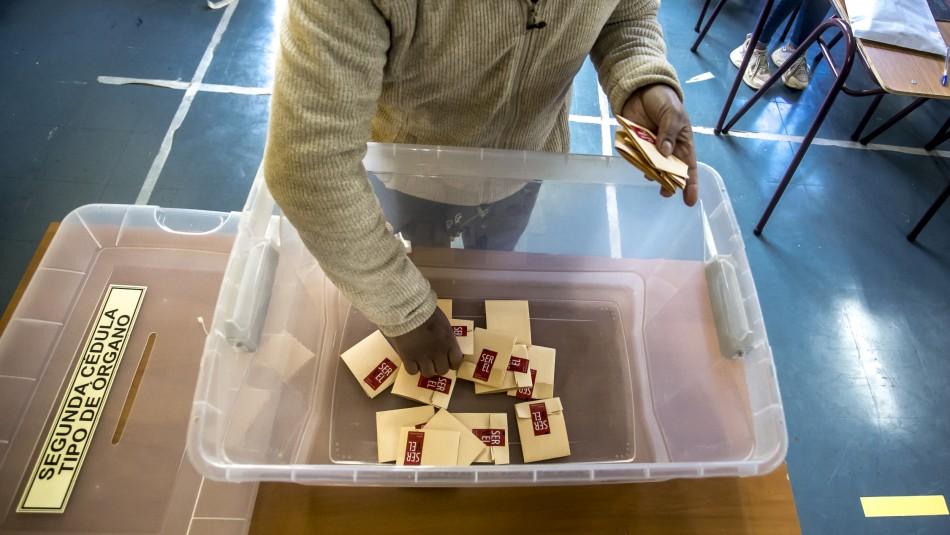 Megaelección 2021:: Revisa con tu RUT si eres vocal de mesa