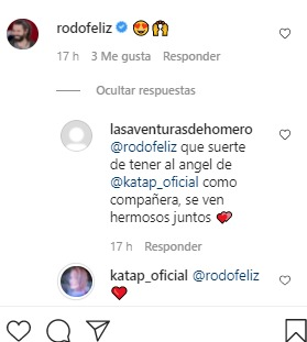 Comentario de Rodolfo Neira