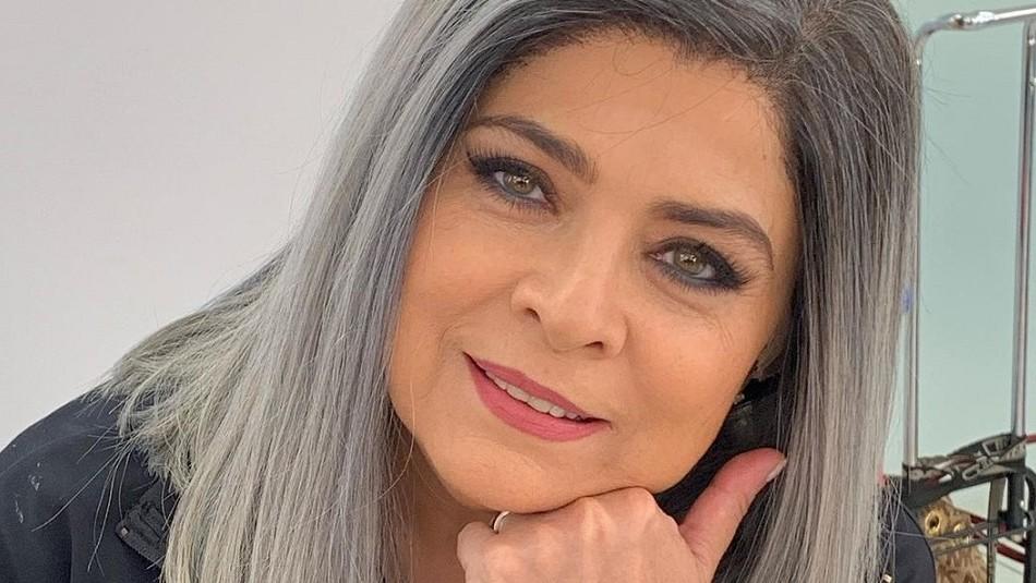 Victoria Ruffo reaparece con el cabello oscuro y fans reaccionan: