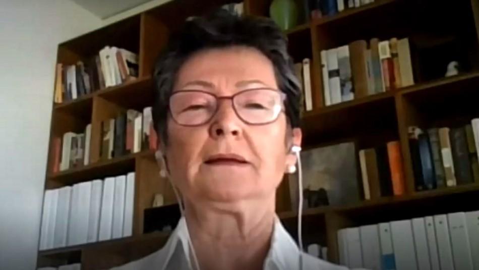 Presidenta Asociación de AFP sugiere retrasar jubilación: