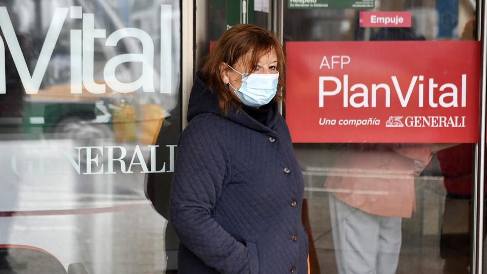 Bono de $200 mil: primera nómina de beneficiarios es enviada este jueves por las AFP