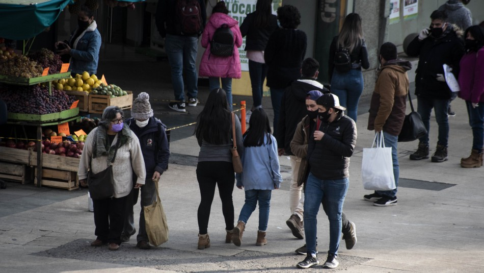 Cuarentenas: 33 comunas cambian de Fase según el plan Paso a Paso
