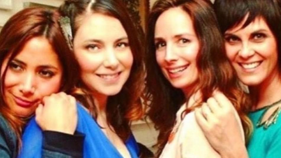 Amigas actrices sorprenden a Mónica Godoy en su cumpleaños número 45: