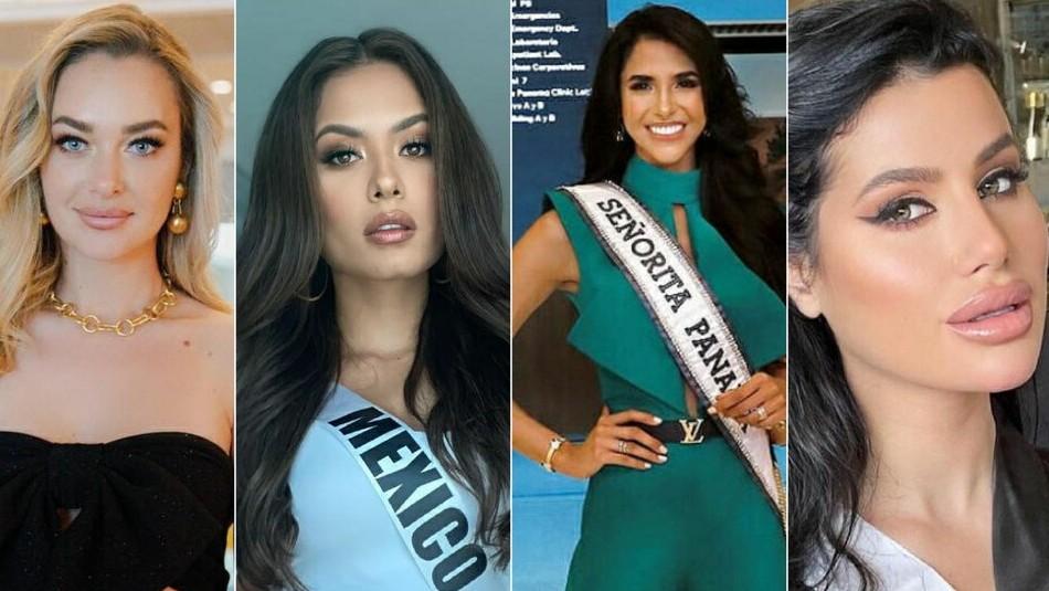 Miss Universo 2021: Las candidatas que protagonizaron controversias en el certamen