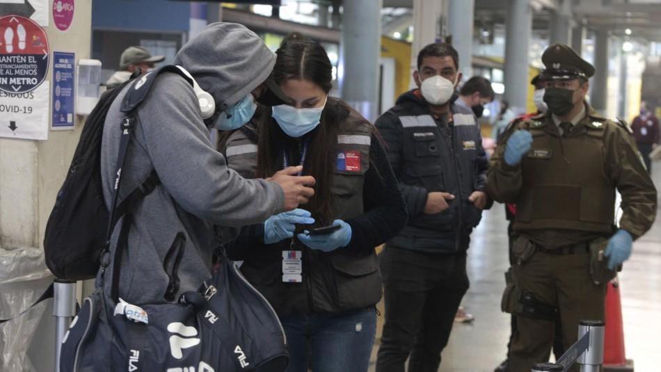 Megaelección 2021: Alta afluencia en Terminal Sur por parte de personas que viajan para votar