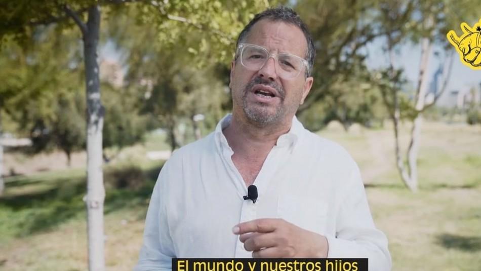 Patricio Fernández entró a la Constituyente: Revisa cómo le fue al periodista en el Distrito 11