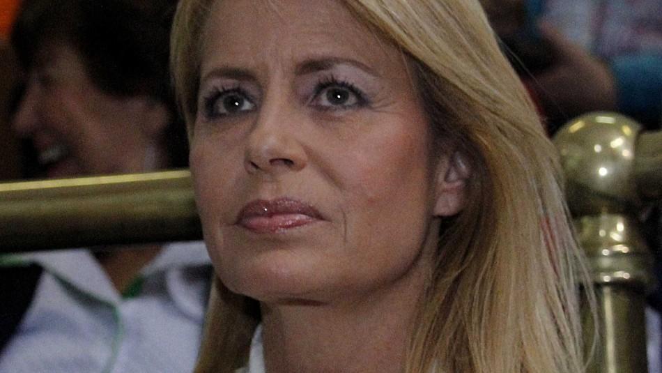 Cecilia Bolocco revela que sufrió dos fracturas mientras su hijo luchaba contra tumor cerebral