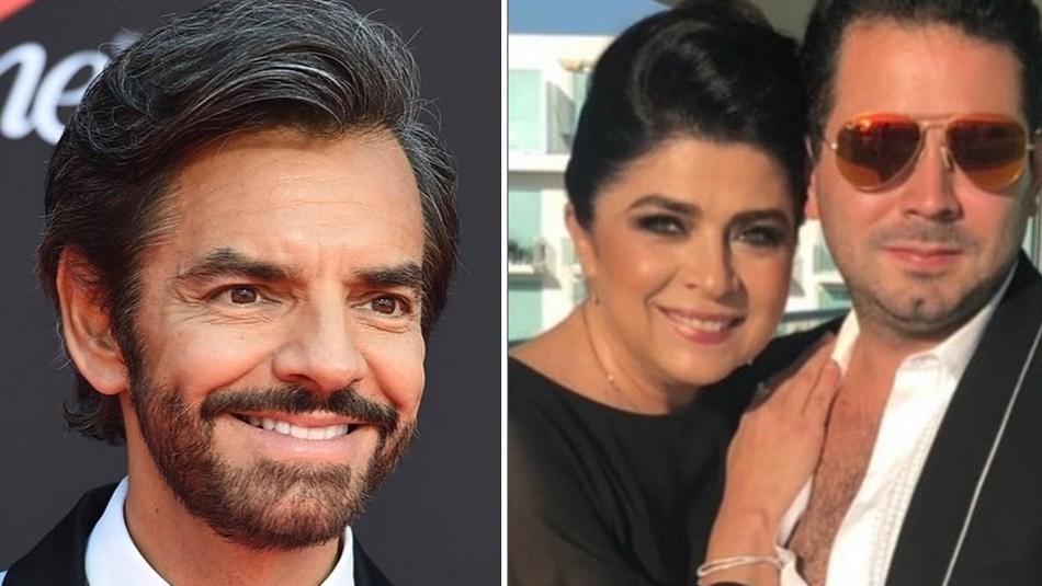 Victoria Ruffo y su exesposo llevan 10 años sin hablarse: Así revive la polémica Eugenio Derbez