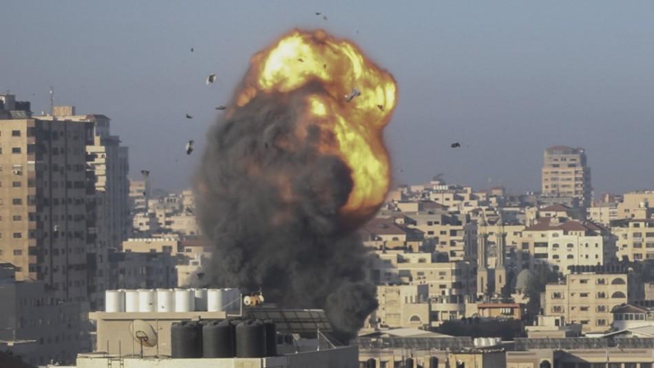Diez miembros de una familia mueren en bombardeo en Gaza: Hay ocho niños entre las víctimas