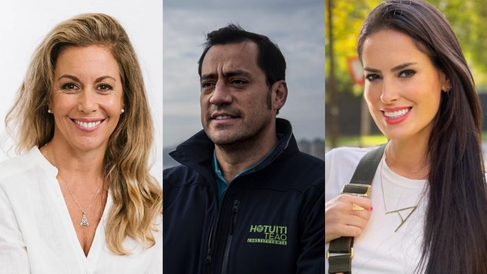 MegaElección 2021: Estos son los famosos que buscan llegar a la Convención Constitucional
